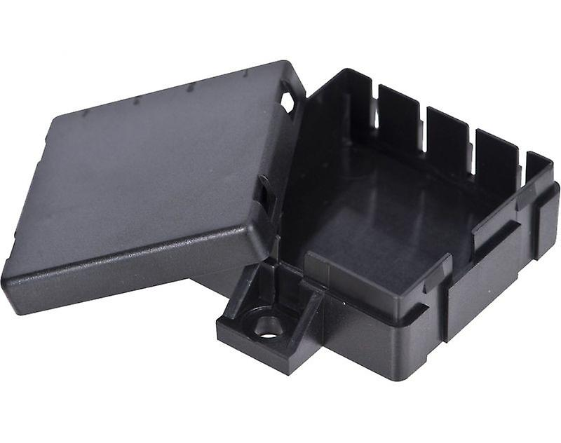 Plastic housing module housing 45 x 45 x 18 mm