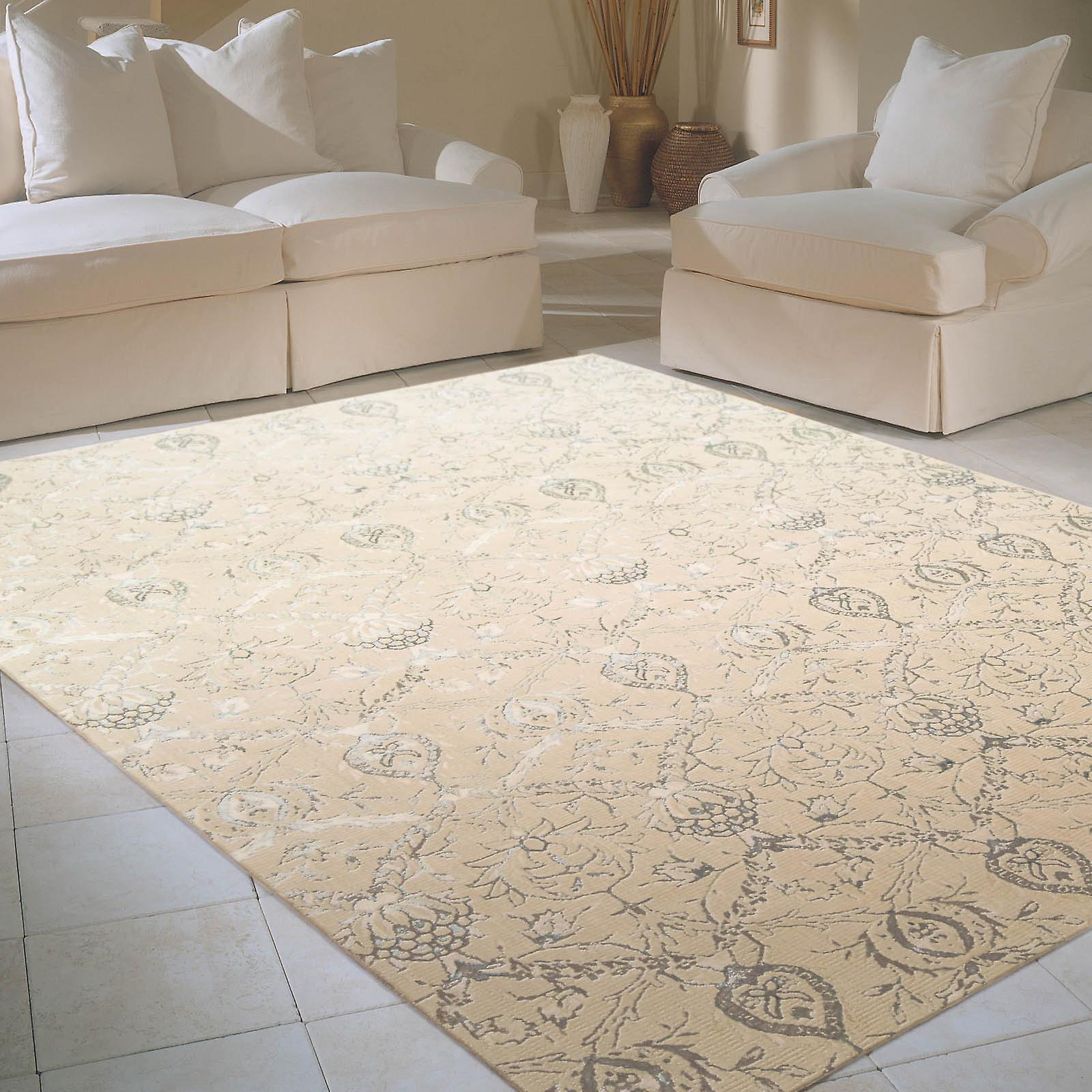 Nourison Luminance Rugs Lum07 In Cream
