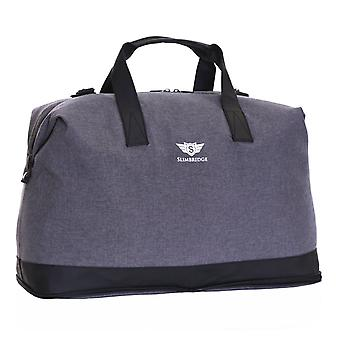 Slimbridge Tuzla bolso de cabina plegable gris