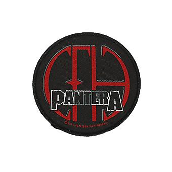 Pantera Cowboys From Hell Woven Patch