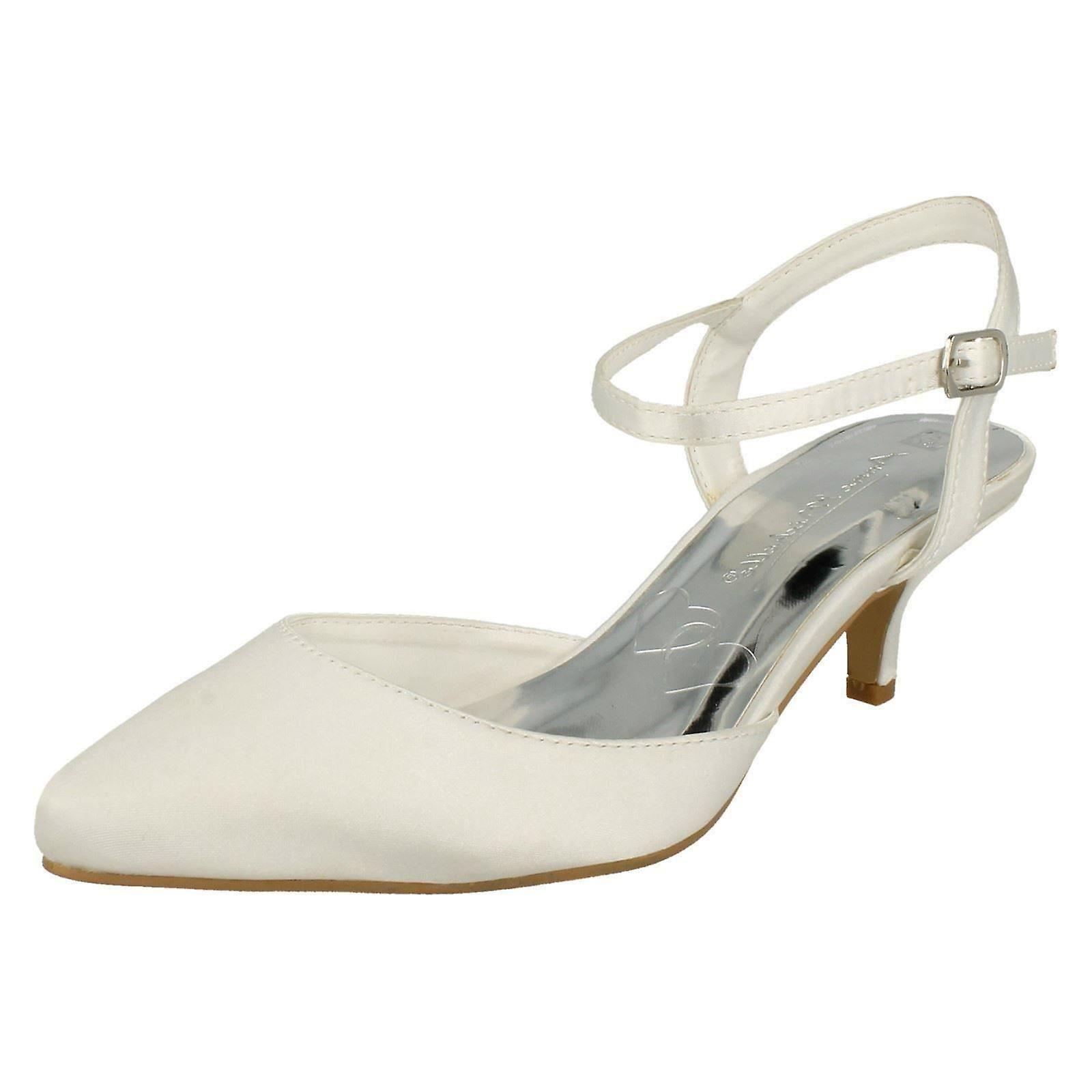 Anne Shoe: Michelle Buckle Up Ankle Strap Party Shoe: Anne Good goods appreciation :Gentlemen/Ladies ecfd92
