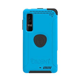 Trident Aegis Case for Motorola DROID 3, Milestone 3 XT861 - Blue