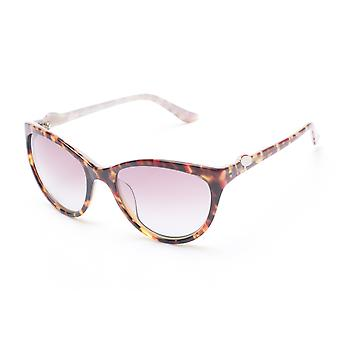 Moschino Women's Cat Eye zonnebril Tortoise