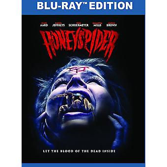 Honeyspider [Blu-ray] USA import