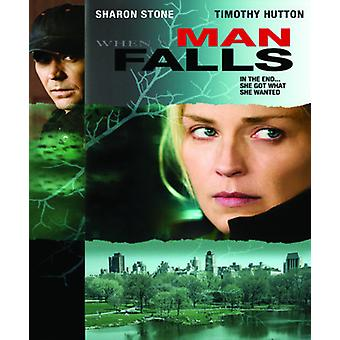 When a Man Falls in the Forest [Blu-ray] USA import