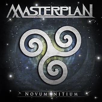 Masterplan - importar de USA Novum Initium [CD]