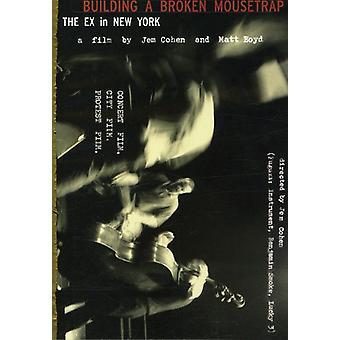 Ex - opbygning af en brudt musefælde [DVD] USA import