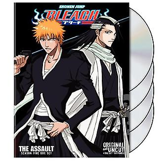 Bleach Uncut: Box Set 5 [DVD] USA import