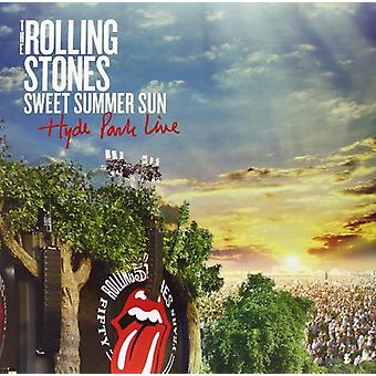 Rolling Stones - Sweet Summer Sun-Hyde Park Live [Vinyl] USA import
