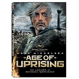 Age of Uprising: Legend of Michael Kohlhaas [DVD] USA import