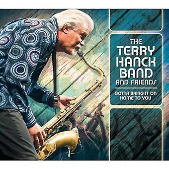 Terry Hanck - Gotta bringe det hjem til dig [CD] USA import