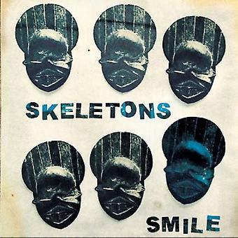 Skeletter - smil [CD] USA importerer