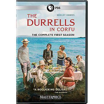 Masterpiece: Durrells in Corfu (Full Uk Length Ed) [DVD] USA import