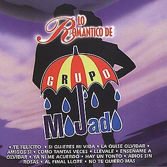 Grupo Mojado - Lo Romantico De Grupo Mojado [CD] USA import