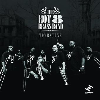 Hot 8 Brass Band - gravsten [CD] USA import