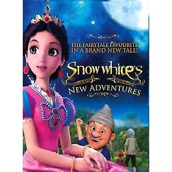 Snow Whites nye eventyr [DVD] USA importere