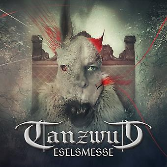 Tanzwut - Eselsmesse [CD] USA import