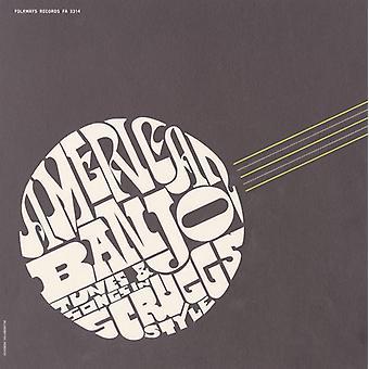 Amerykańskiego Banjo-Tunes & piosenek w stylu Scruggs - amerykańskiego Banjo-Tunes & piosenek w stylu Scruggs [CD] USA import