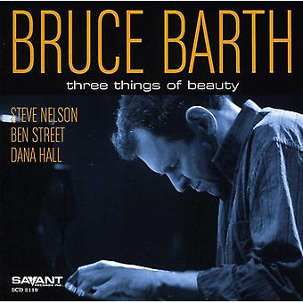 Bruce Barth - Three Things of Beauty [CD] USA import