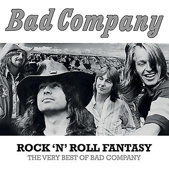 Bad Company - Rock N Roll Fantasy: The Very Best of [CD] USA import