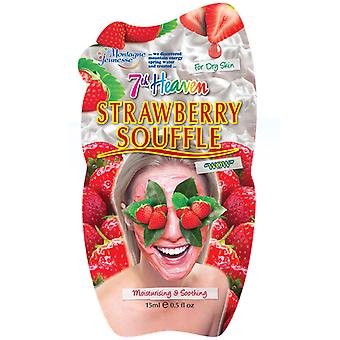 7th Heaven Face Mask Strawberry Souffle Mud Masque