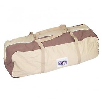 Boutique Camping Bell Tent Spare Bag - Cookies And Cream