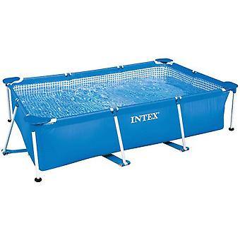 Intex Small Family Frame Pool 3834L (Outdoor , Pool And Water Games , Swimming Pools)