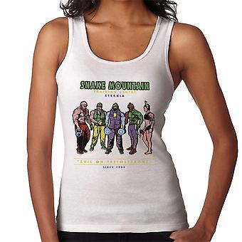 Snake Mountain uddannelse center Eternia Skeletor kvinder Vest