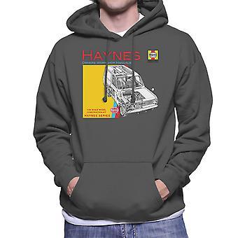 Haynes eiere Workshop manuell 0607 Bedford HA Van menn hette Sweatshirt