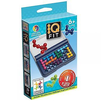 Jogo de quebra-cabeça 3D jogos inteligentes IQ Fit