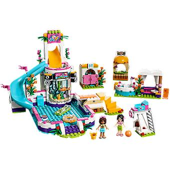 Lego 41313 Heartlake Summer Pool (Toys , Constructions , Buildings)
