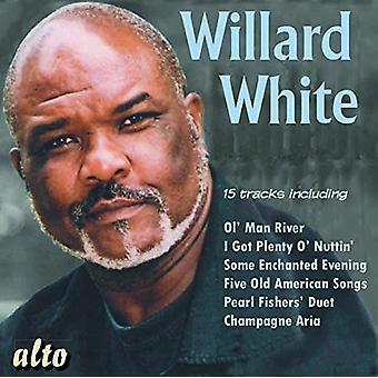 Willard White Royal Liverpool Philharmo - Willard White in Concert [CD] USA import