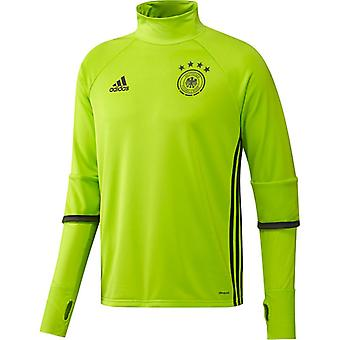 2016-2017 Germania Adidas Training Top (solare melma)