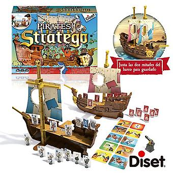Diset Stratego Game Pirate (Spielzeuge , Brettspiele , Strategie)