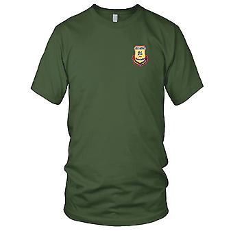 US Navy USS Nitro AE-2 Association Embroidered Patch - Mens T Shirt