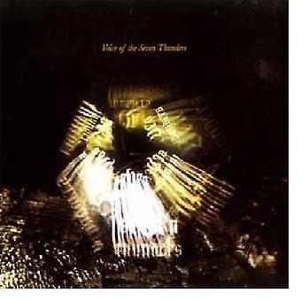 Stemme af de syv tordner - stemme af syv tordner [Vinyl] USA importen