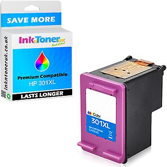 Compatible 301XL Colour CH564EE Cartridge for HP Deskjet 1000