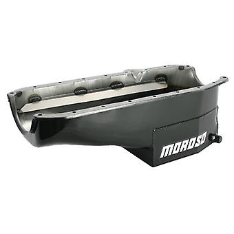 Moroso 21317 Oval Track Oil Pan for Chevy Small-Block Engines