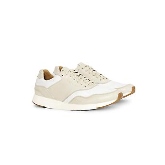 Cole Haan Grandpro Runner Trainer Off White