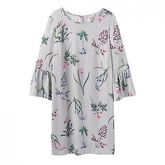 Joule Joule Gardenia Rüsche Ärmel Womens Dress (Y)