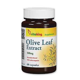 Olive Leaf Extract 500 mg (60 capsules)