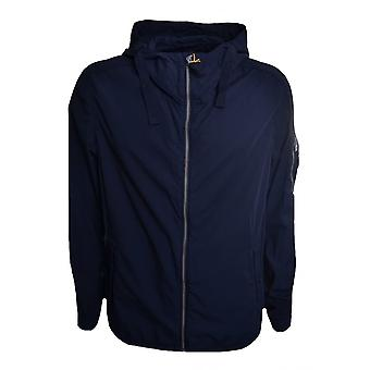 Hugo Boss Casual Men's Dark Blue Olvaro-D Jacket