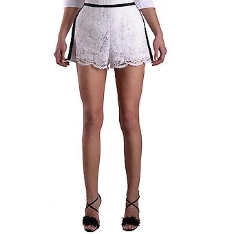 Philosophy ladies A03107211 white cotton of shorts