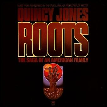 Quincy Jones - Roots [Vinyl] USA import