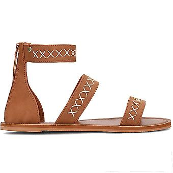 Roxy ARJL200621 ARJL200621BRN universal de las mujeres zapatos