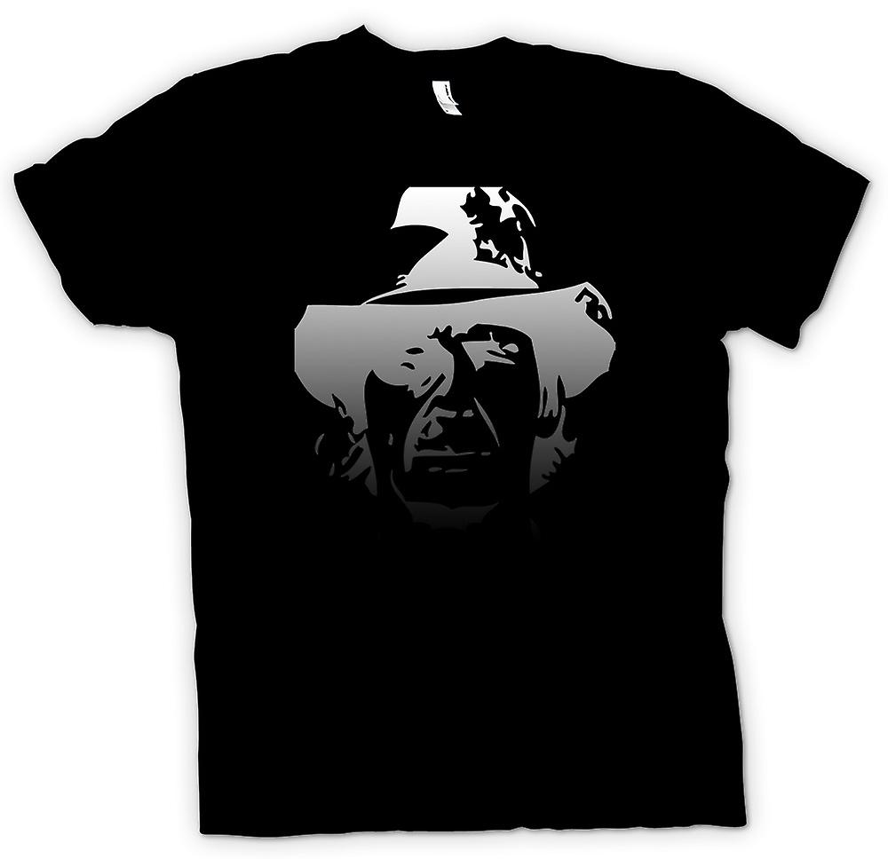 Womens T-shirt - Charles Bronson - BW