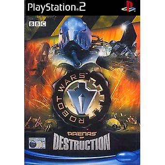 Robot Wars Arenas of Destruction (PS2)