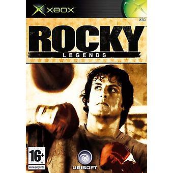 Rocky Legends (Xbox)