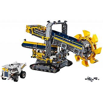 42055 LEGO Bucket wheel excavators