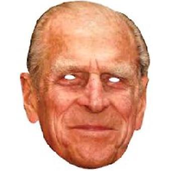 Prins Philip ansigtsmaske